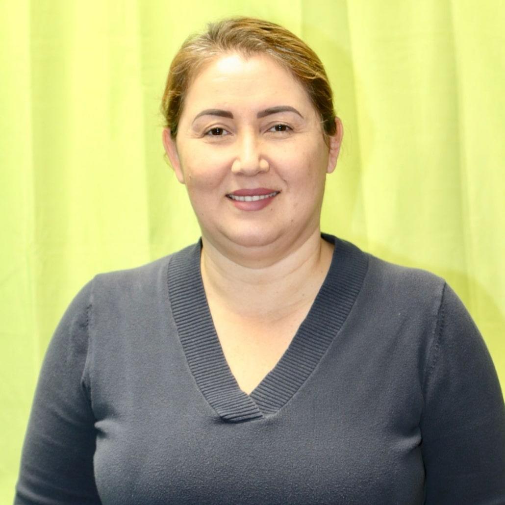 Teresa Ivey