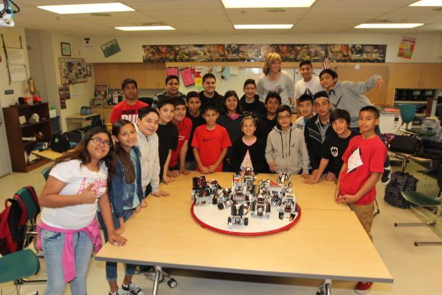 """<a href=""""http://www.rioschools.org/programs/robotics/"""">Robotics</a>"""