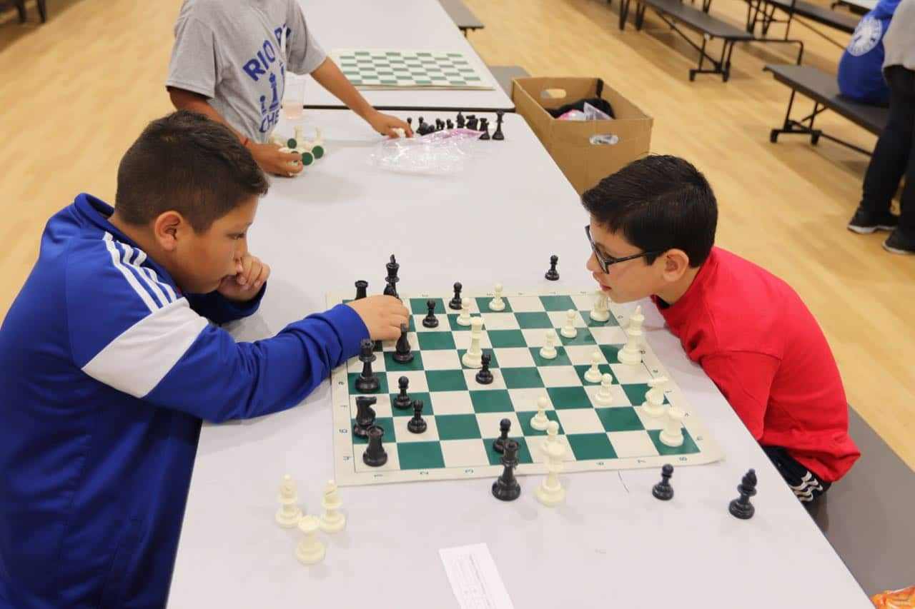 2019 Rio Chess Tournament – Rio School District